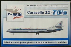 Sud-Aviation SE-210 Caravelle VI-N Detail Set 1:144 NH Detail 144025