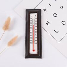 Indoor/Outdoor Wall Office Laboratory Home Garage Temperature Thermometer  Hot TB
