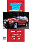 BMW X5 Limited Edition Extra 1999-2006: Models Reported on: X5 E53 3.0i 3.0d 4.4i 4.6iS 4.8iS by Brooklands Books Ltd (Paperback, 2008)