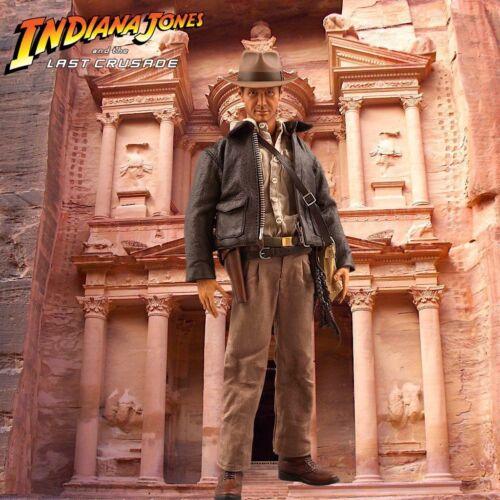 "Ideal For 1//6 Indiana Jones Figure 1//6 Last Crusade Backdrop 15/""x15/"""