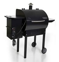 Camp Chef Deluxe Pellet Grill and Smoker BBQ