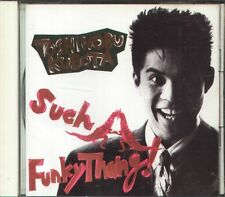 Toshinobu Kubota - Such as Funky Thang - Japan CD - J-POP - 13Tracks 1988