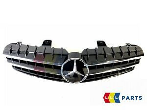 NEW GENUINE MERCEDES BENZ MB CL W216 AMG FRONT BUMPER CENTER LOWER GRILLE