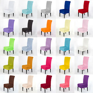 Admirable Details About 1X Spandex Lycra Fabric Stretch Chair Covers Wedding Decor Slipcovers Seat Cover Inzonedesignstudio Interior Chair Design Inzonedesignstudiocom