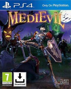 Medievil-PS4