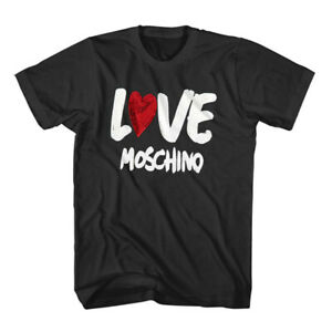 LOVE-MOSCHINO-BLACK-SPECIAL-2019-EDITION-NEW-TEE-MENS-UNISEX-T-SHIRT-STYLE-S-3XL