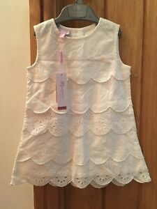 Bnwt-Gorgeous-Baby-Girls-Monsoon-Dress-6-12-holiday-pretty-summer