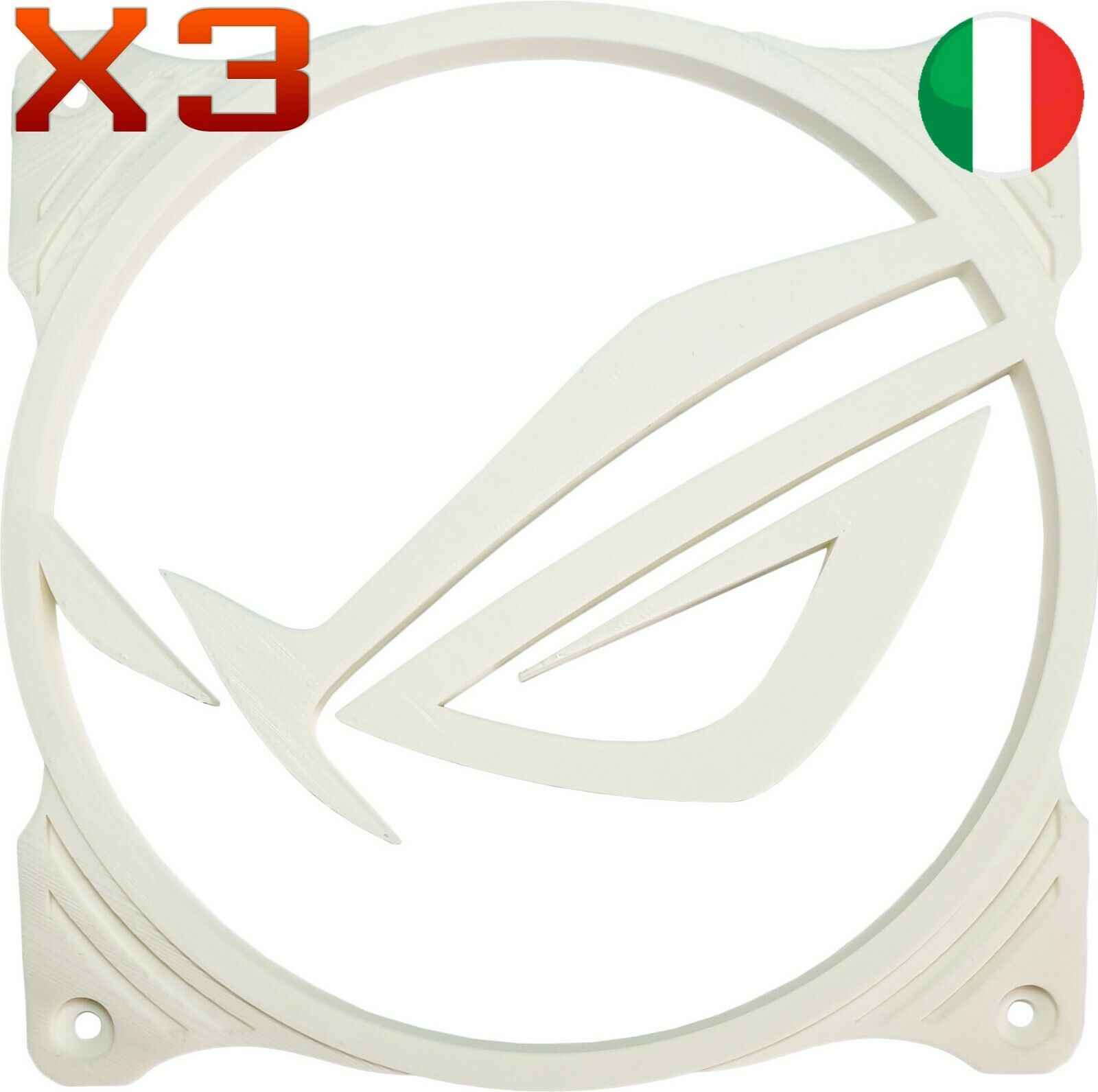 (3x) ASUS ROG Fan Guard Grill 140 MM