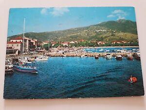 Cartolina-colori-MARINA-DI-CAMPO-ISOLA-D-039-ELBA-Livorno-fg-Viaggiata-1983