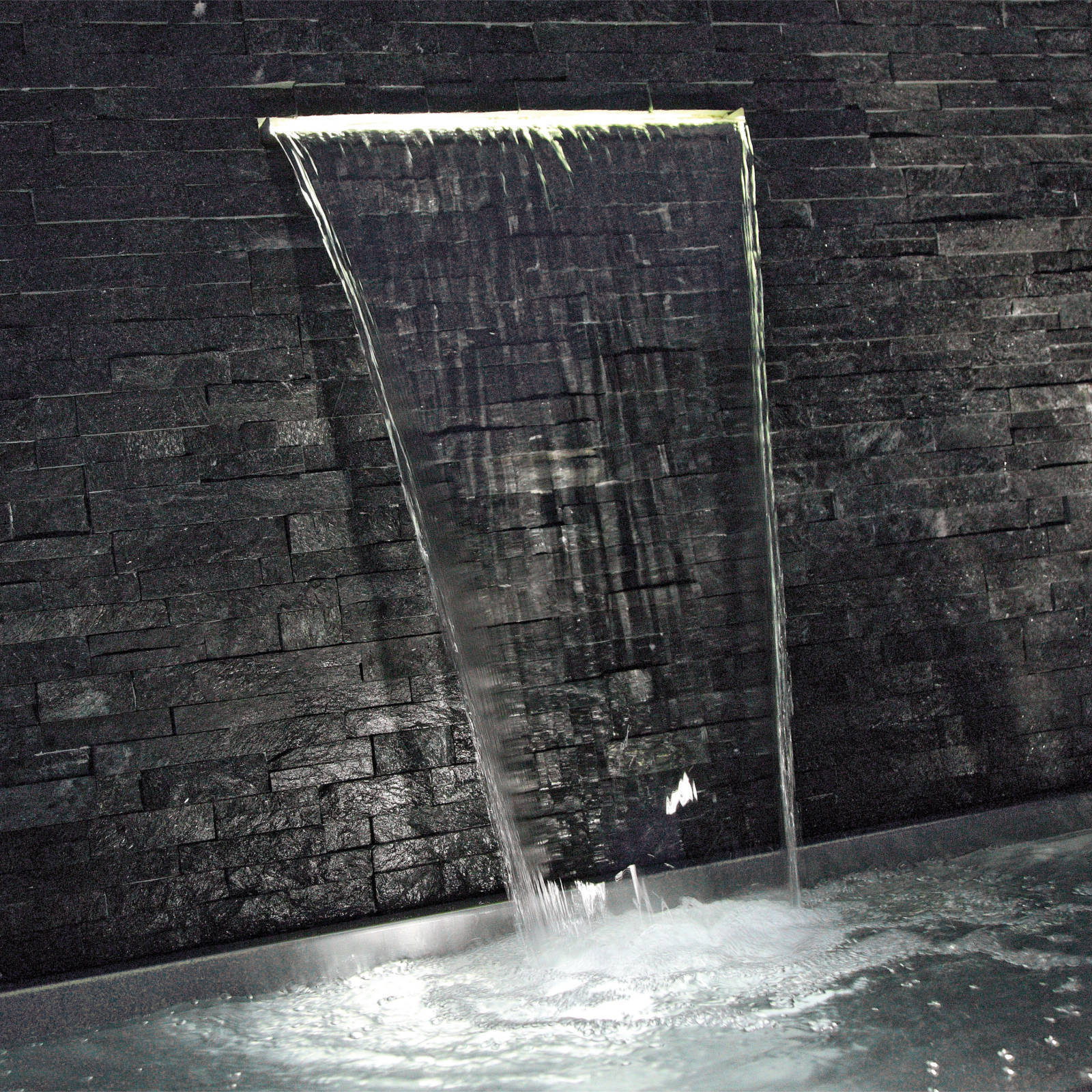 Oasi Waterfall illumination 60 LED-CASCATA Illuminazione cascata luce 51209