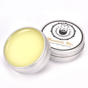 Natural-Beard-Oil-Wax-Balm-Moustache-For-Styling-Beeswax-Moisturizing-ESFS-FS