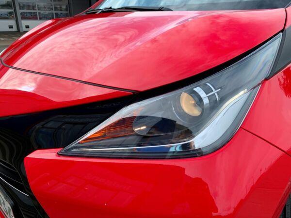 Toyota Aygo 1,0 VVT-i x-play Touch - billede 4
