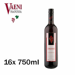 Imiglykos-Vaeni-Ideodis-16x-750ml-griechischer-Rotwein-halbsuess