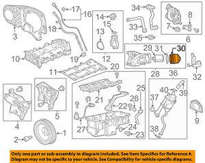 chevrolet gm oem 14 15 cruze engine parts filter cover 55565961 ebay