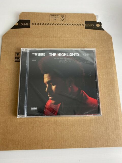 The Weeknd - The Highlights, CD Compilation, New, Sealed
