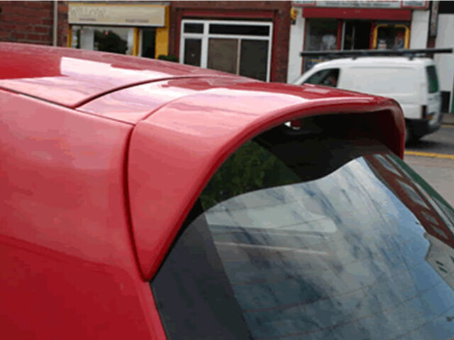 Ford Ka Mk Rear Boot Spoiler Wing   Unpainted New