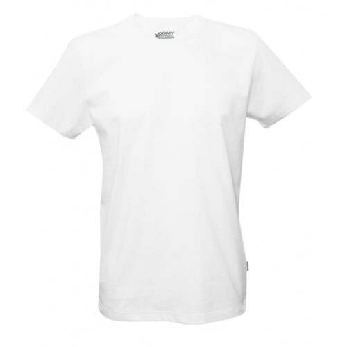 Jockey USA Originals American Crew Neck Men's T-Shirt, White