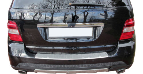 Pour Audi a7 4 G à partir de 2010-2018 Seuil Inox Mat Barre Protection