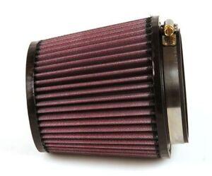 K-amp-N-POD-AIR-Filters-RU-2520-UNIVERSAL-RUBBER-FILTER-4-034-FLG-5-3-8-034-B-4-3-8-034-T-5-034-H