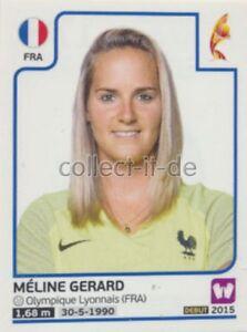 Sticker-178-Meline-Gerard-Frankreich-Frauen-EM2017