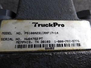 Permco Pumps P5100A231IRXF1