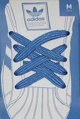 Adidas Originals Lace Blue Bird 715295 Lacci Blu 120 - 180cm-