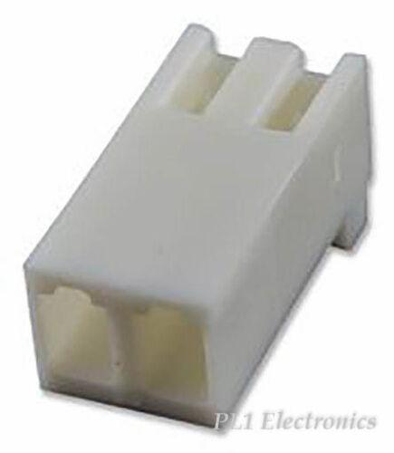 2POS 1ROW 3.96 mm prix pour 10 RCPT TE Connectivity//Amp 770849-2 connecteur