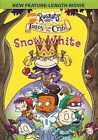 Rugrats Tales From The Crib Snow Whit 0097368775244 DVD Region 1