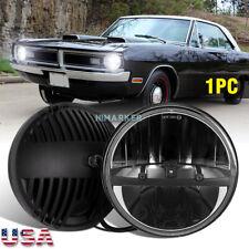 For Dodge Dart 1964 76 Ramcharger 7 Round Led Headlights Hilo Sealed Beam 6012