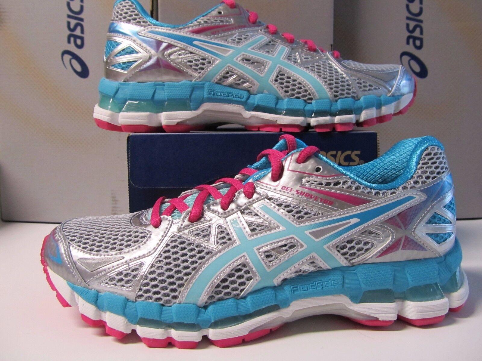 Damenschuhe Asics Gel Surveyor 3 150 Lightning Blau Hot Pink T564N 9343 Running Schuhe