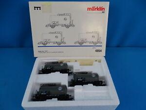 Marklin-4854-DB-Tanker-Car-Set-034-EVA-034