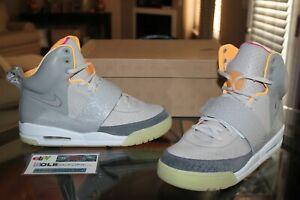 Deadstock Nike Air Yeezy 1 Zen Grey