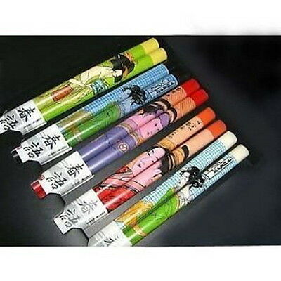 Wholesale Lot 50 Pair Ukiyo-e Geisha Bamboo Chopstick Gift Set S-3347x10
