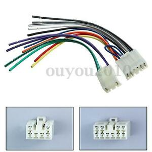 s l300 car radio stereo cd player reverse wire wiring harness plug  at crackthecode.co