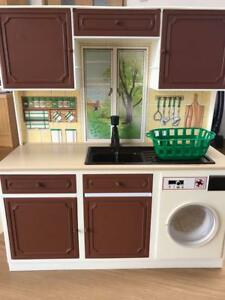 Details About Doll House Cindy Kitchen Collectibles Very Rare Used From Japan F S