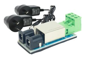 PCB 2x 1.5A DCC Concepts DCP-SPS12 UK 12 Volt DC Regulated Split Power Supply