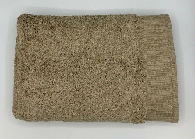 SFERRA Turkish Terry Bath Towel - 600 gram- Taupe