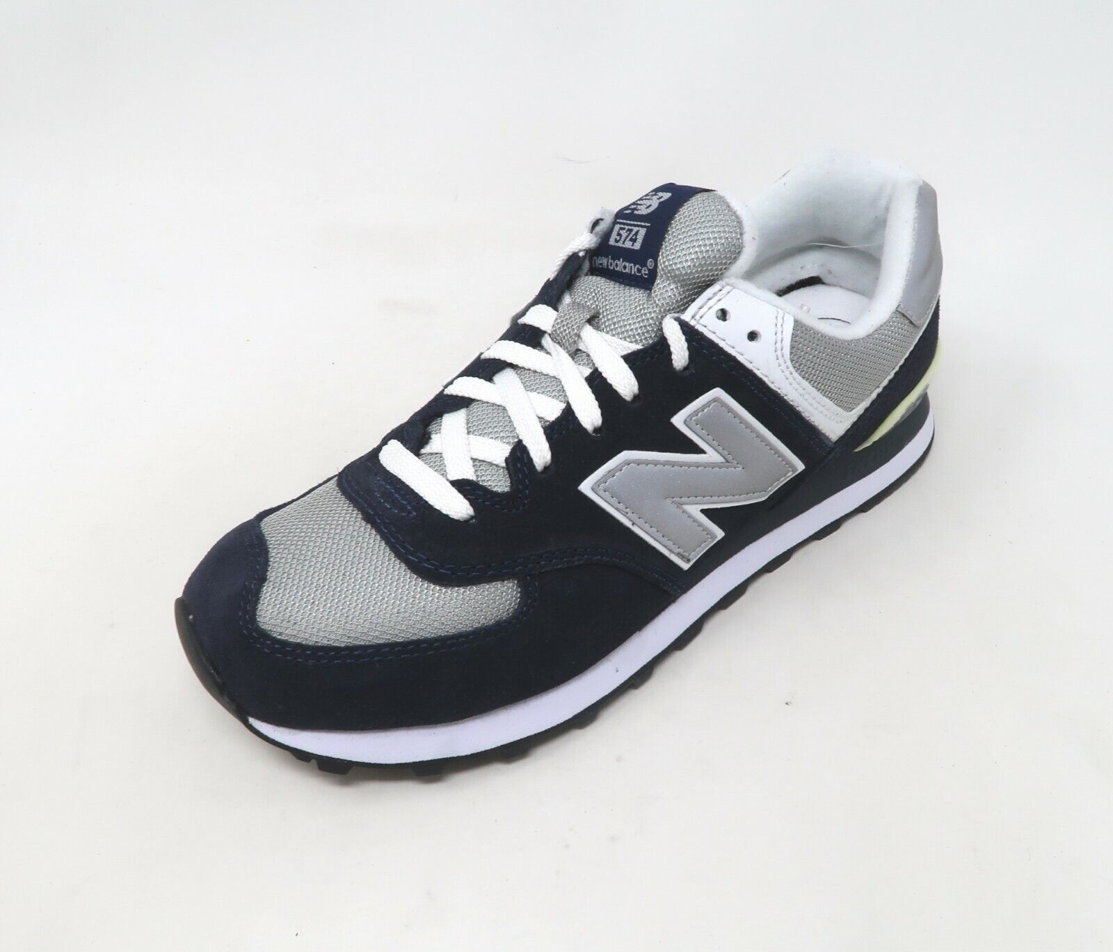 New Balance Men shoes bluee White Classic Traditionnels Sneakers  2803