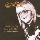 Songs for the Family of Man: A Collection 1969-1979 by Paul Williams (Singer/Songwriter) (CD, Oct-2006, Raven Records)