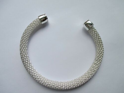 UK Jewellery Mixed Ladies Style Silver Bangles Bracelets