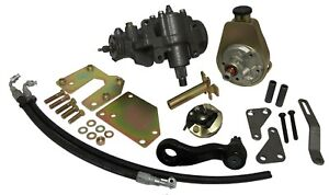 1960-66 Chevy Truck and GMC Truck Power Steering Conversion
