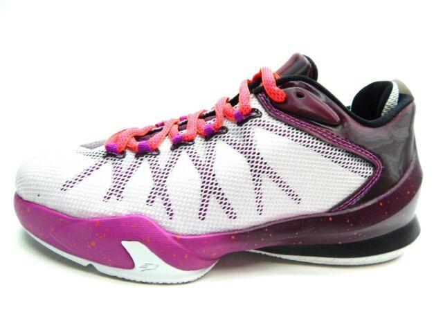 f1276a6e5d3b Nike Jordan Cp3.viii AE Boys GS Basketball Shoes 4.5 White infrared ...