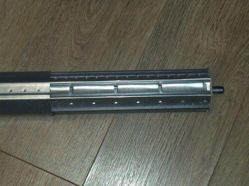 Rollladen Teleskopwelle SW60 x  350mm 8-Kant Wellenverlängerung mit Walzenkapsel