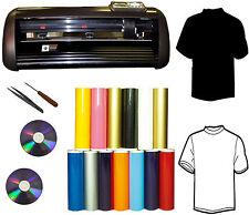 New 14 1000g Vinyl Cutter Plottersignvinyldecalpu Vinylt Shirt Heat Press