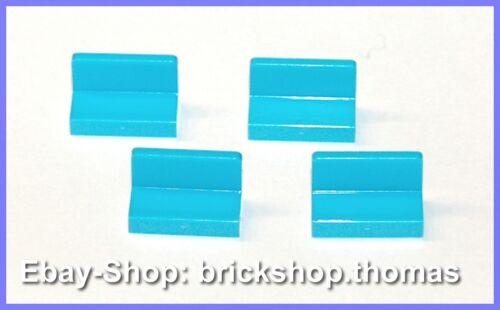 4865b-extrémité arrondie corners Medium société Azur-Neuf//New LEGO 4 x panel banque halbpanel