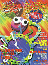 CLUB KINETIC - NEW YEARS EVE 96 - 97 (CD COLLECTION) 31ST DECEMBER 1996
