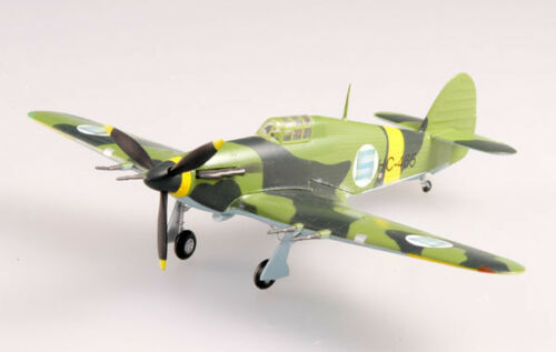 Easy Model 172 Hurricane MkII 1942 Finland # 37243