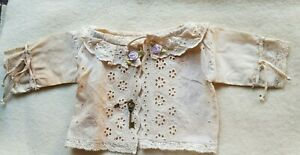 New-Jacket-IN-Shabby-Style-For-Approx-15-11-16in-Bears-Or-Doll
