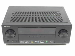 AS-IS Pioneer VSX-524 AV Receiver - No Sound for parts