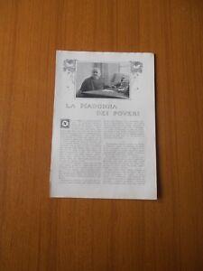 Dettagli su 1911 ALESSANDRA RAVIZZA CUCINA MALATI POVERI ECONOMICA CASA  LAVORO MILANO